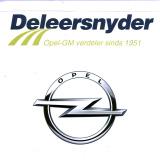 Deleersnyder Opel Chevrolet Cadillac Corvette Gent (Ledeberg)